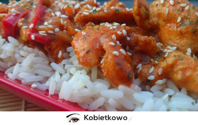 Kurczak Po Chinsku Z Warzywami Przepis Kobietkowo Pl