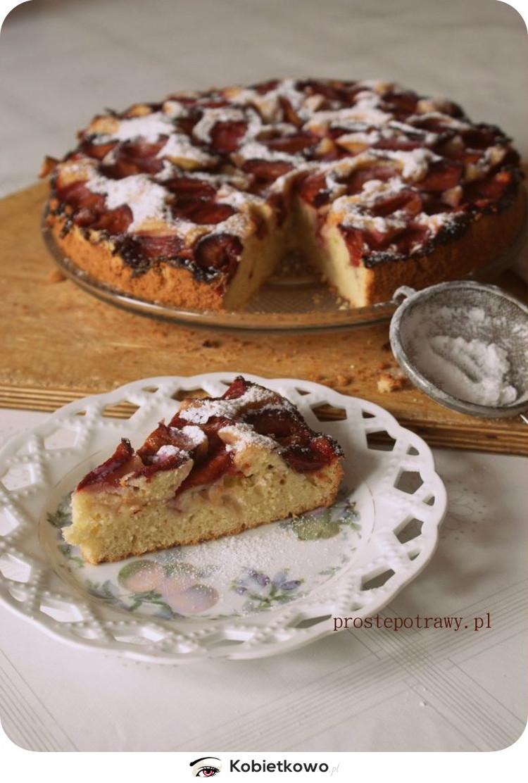 Ciasto Piaskowe Ze Sliwkami Przepis Strona 2 Kobietkowo Pl