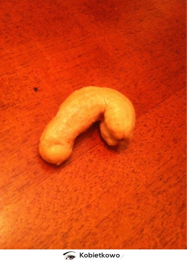 Food most like a penis