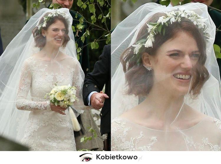 Gwiazdy Gry O Tron Wzięły ślub Strona 3 Kobietkowopl