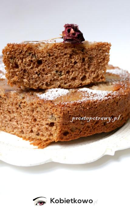 Ciasto Imbirowe Z Gruszkami Po Prostu Mniam Przepis Strona 3