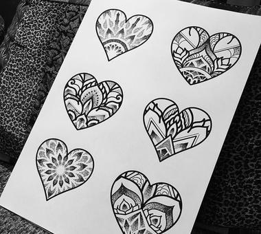 Najlepsze Tatuaże Z Motywem Mandali Strona 4 Kobietkowopl